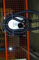 Rohrleitungen von Fitzer-Industriesauger