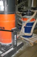 Zyklon-Vorabrscheider für 200 Liter Fässer KF-1