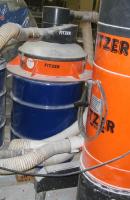 Zyklon-Vorabrscheider für 200 Liter Fässer KF-2