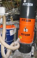 Zyklon-Vorabrscheider für 200 Liter Fässer KF-3