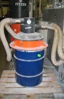 Zyklon-Vorabrscheider für 200 Liter Fässer