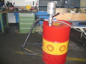 Druckluftsauger FS 2000 EX (Fasssauger) Abb 3