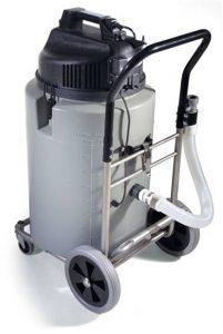 Nasssauger WVD 2002 mit Pumpe inkl. Zubehör (Pumpsauger)