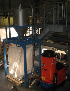 Industriesauger KG 20000