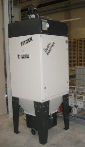 Industriesauger Staubmeister DM 5000 (Type Taschenfilter)