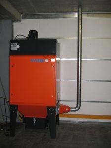 Industriesauger Staubmeister DM 4000 (Type Taschenfilter)