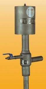 Spänesauger FS 2000 zum Befüllen von 200-Liter-Fässern