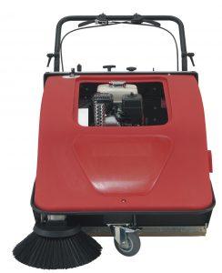 Nachläufer-Kehrmaschine Sweeper 500 ST