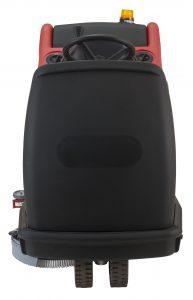 Aufsitzscheuermaschine Magnum 1000, stufenloser Fahrantrieb (vorwärst / rückwärts) mit Gelbatterien und Ladegerät