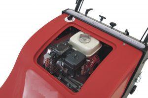 Nachläufer-Handkehrmaschine Sweeper 500 ST, mit mechanischem Fahrantrieb, Benzin